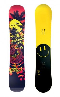 Blunt and rounded snowboards - gear guide