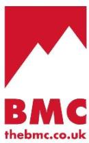 British Mountainering Council