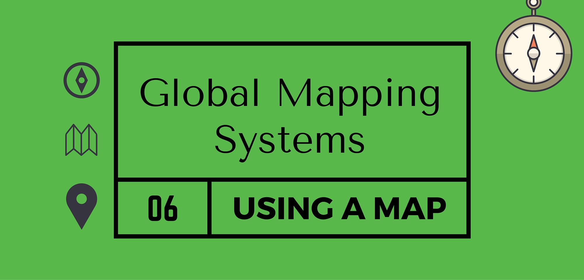 Global Mapping Systems