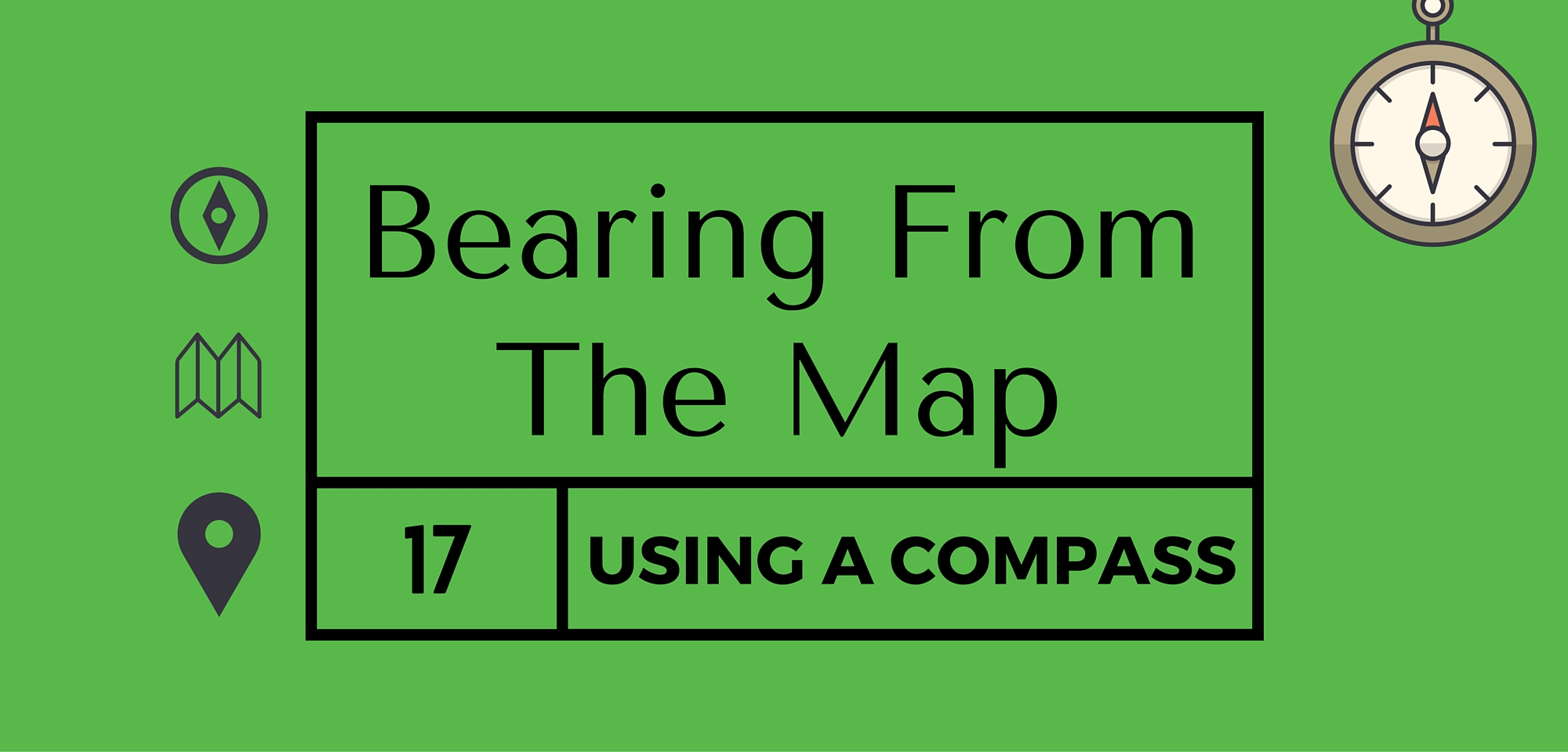 Bearing From the Map