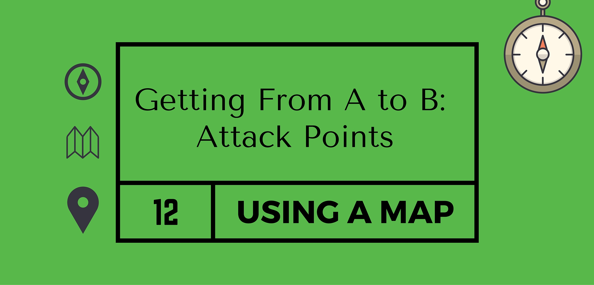 Getting From A to B Attack Points (2)