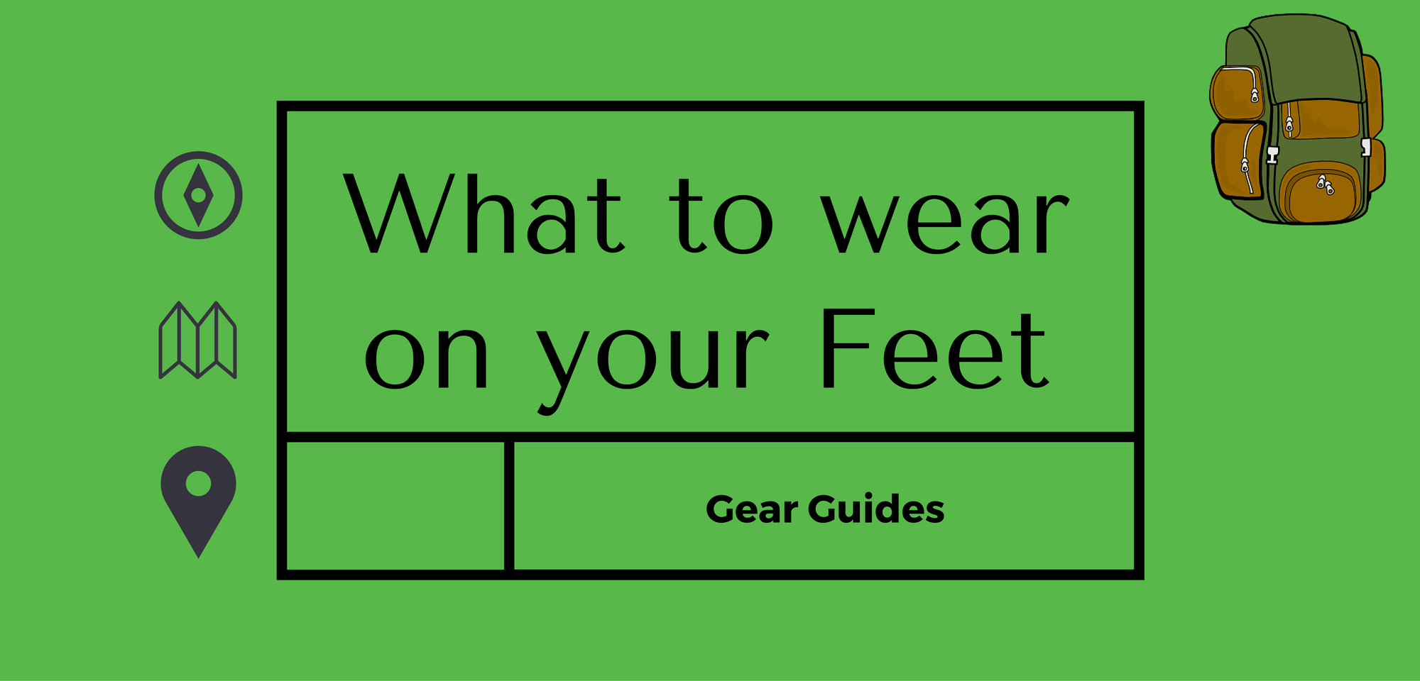 What to wear on your feet